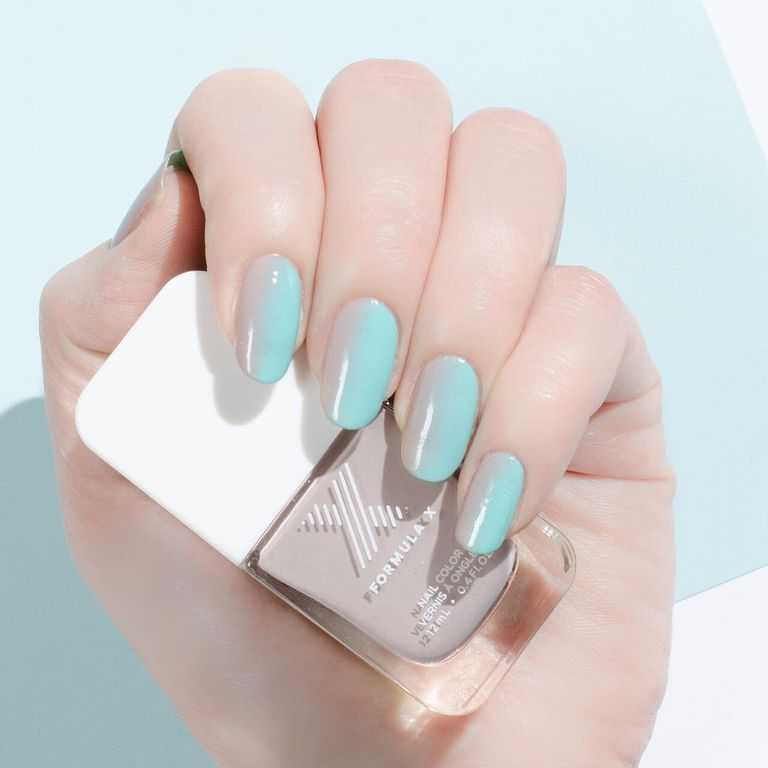 horizontal Nail Designs