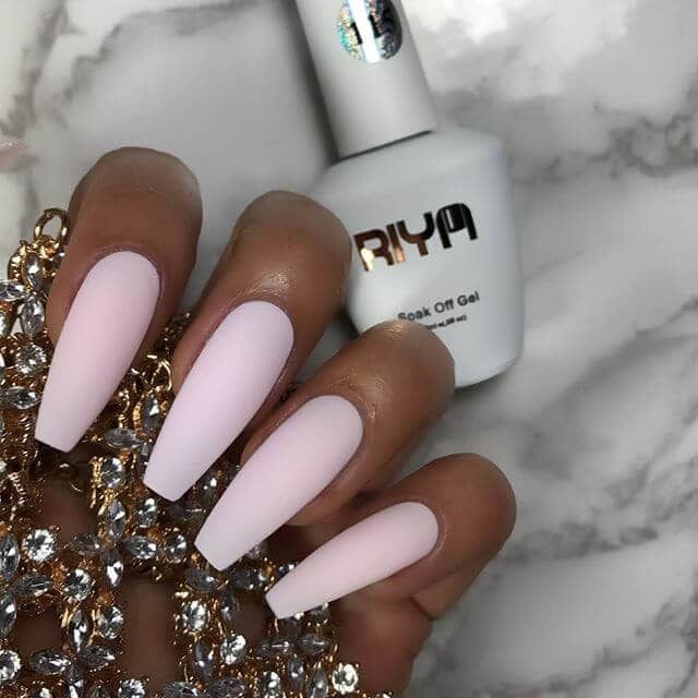 Ballerina Pink For Ballerina Nails-vvpretty