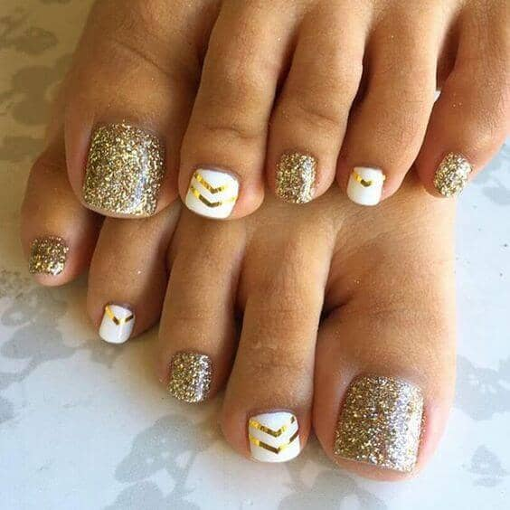 Toe Nails Designs in 2020
