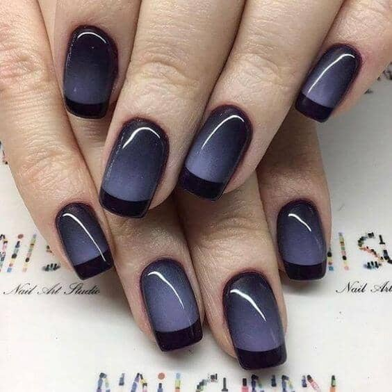 Ombre and French vvpretty