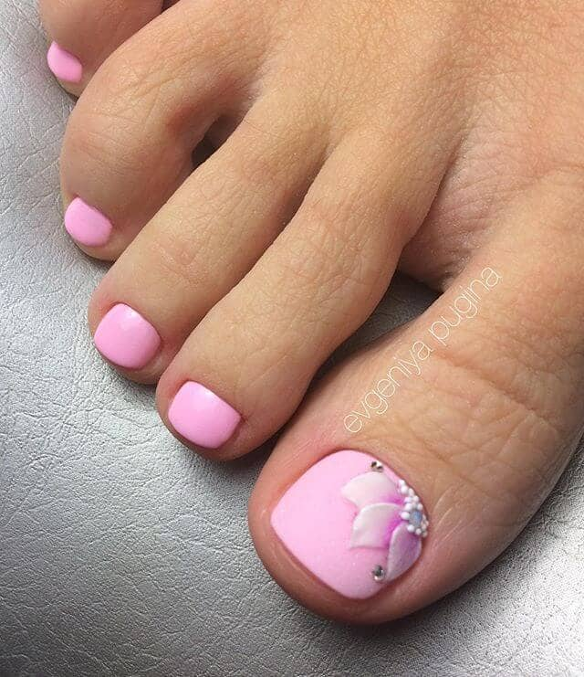 best fashion images of foot nails