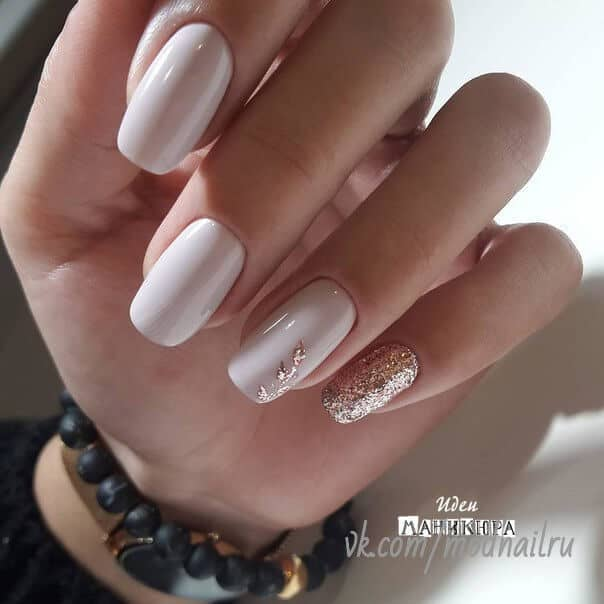 A Blend of White and Gold vvpretty