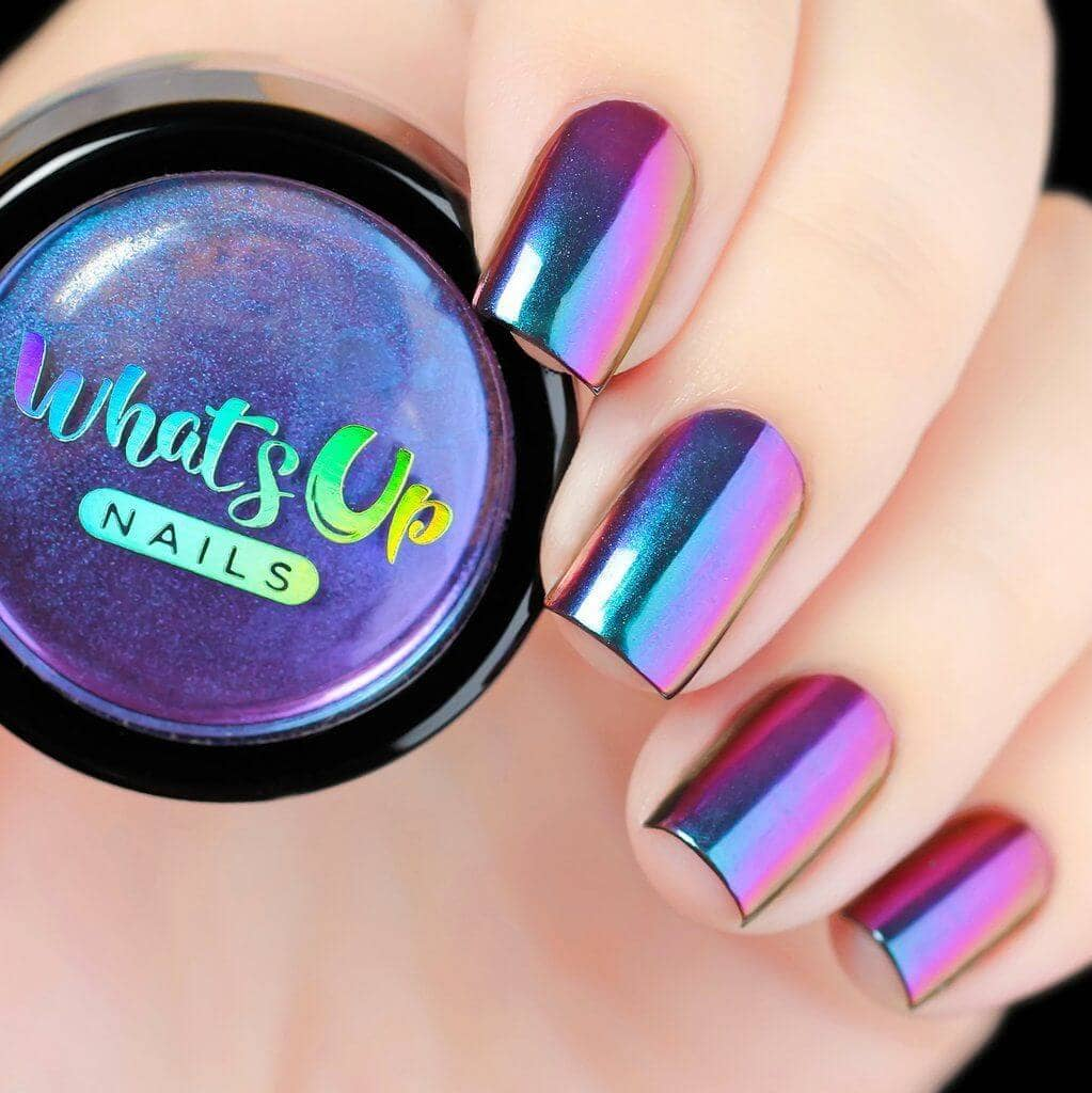 Stunning Galaxy 3D Nails vvpretty